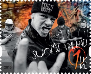 The Singer From Pertti Kurikan Nimipäivät: Us Getting Our Own Stamp Feels Really Excellent, Fantasti...