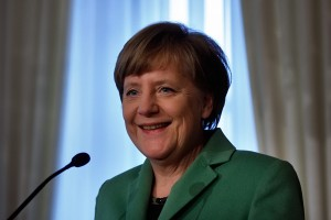 Finnish Government Awards German Chancellor Angela Merkel With Gender Equality Prize