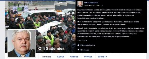 Finns Party Member Sademies Faces Suspicion of Agitation Against an Ethnic Group - Wanted to Sterili...