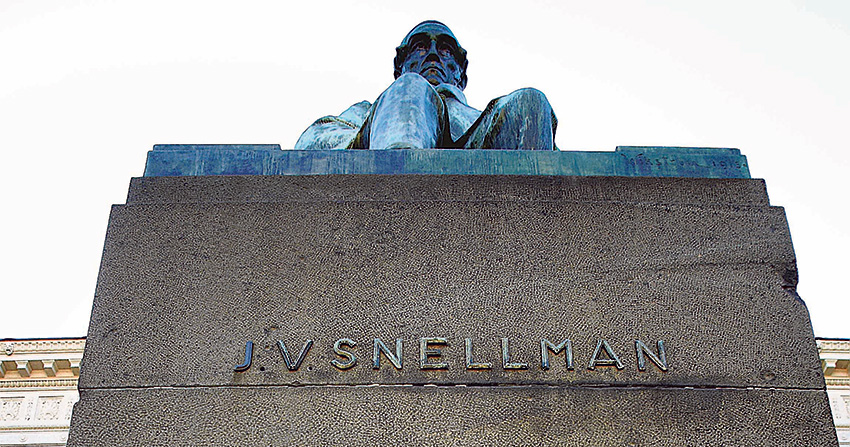 Five Facts That You Didn't Know About J.V. Snellman