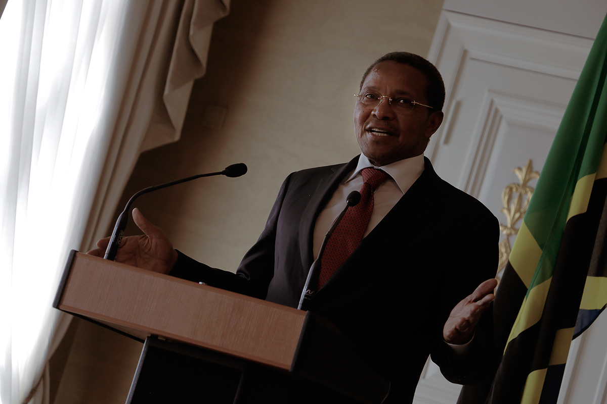 President Kikwete Expresses Gratitude to Finland for Helping Tanzania to Climb Out of Poverty