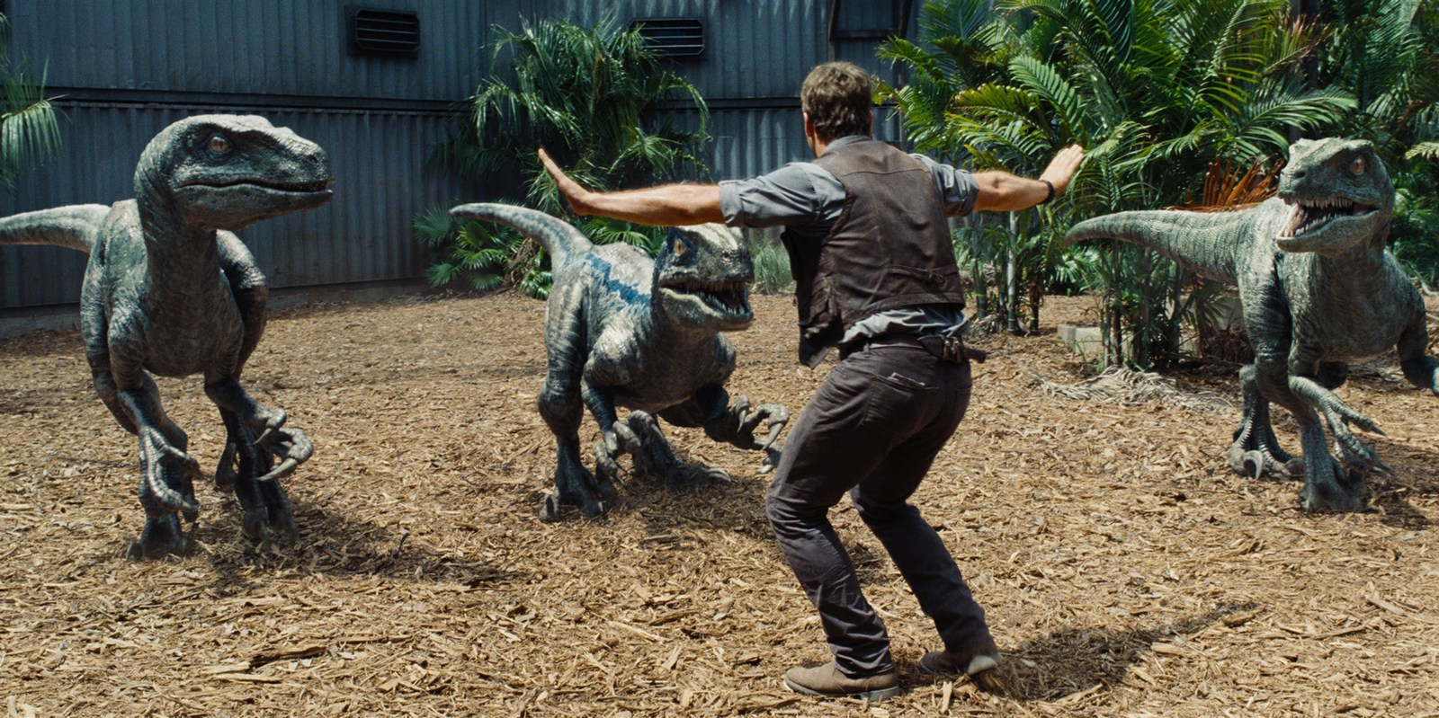 In Jurassic World You Can Almost Smell the Dinosaur's Breath