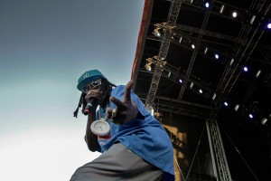 Public Enemy's Performance Was so Zen That They Forgot in Which City They Were At
