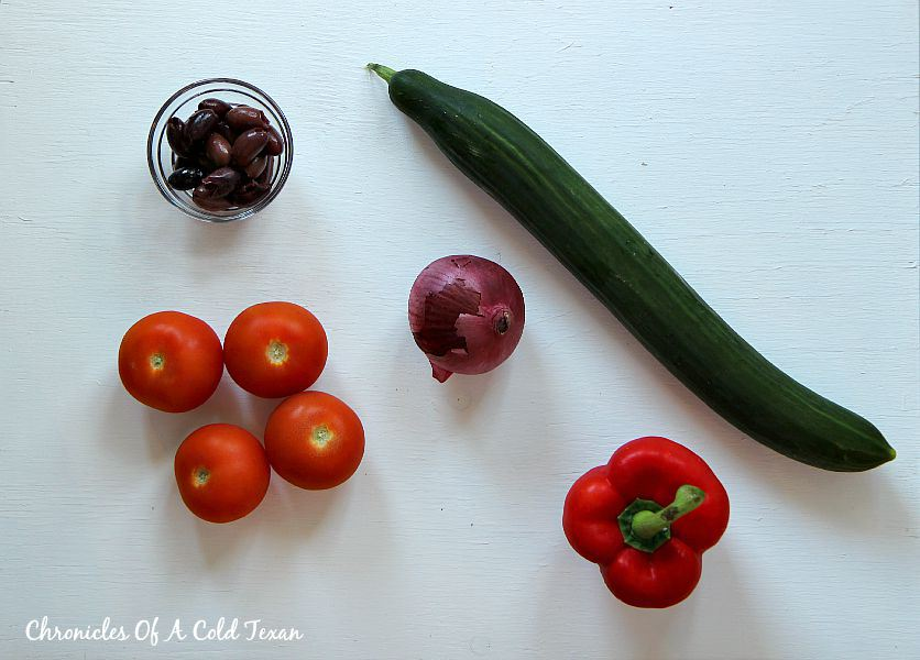 This is My Way of Preparing an Authentically Flavourful Greek Salad