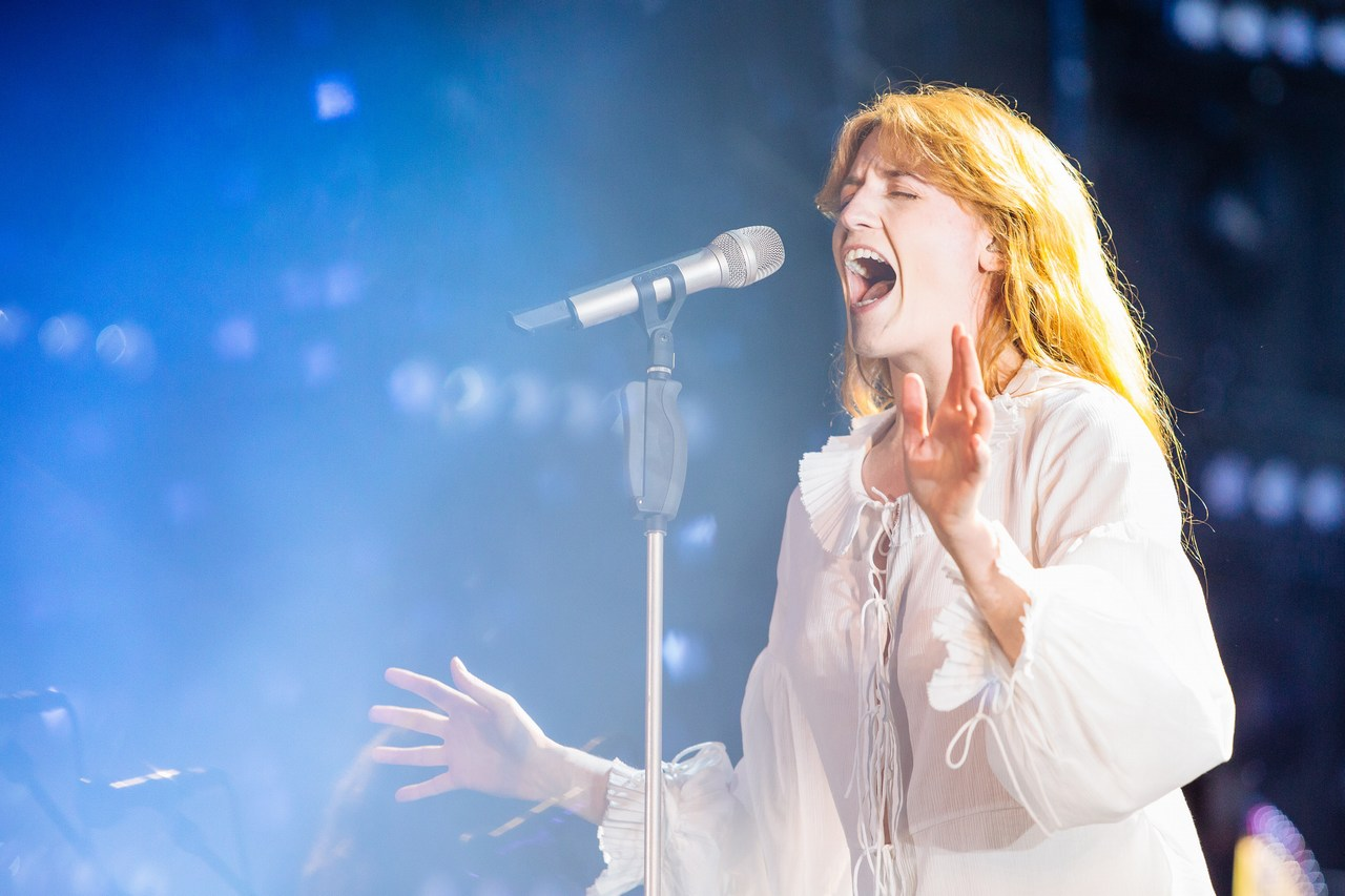 This is Why Florence's Performance at Flow Was the Highlight of the Finnish Festival Summer