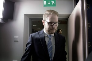Olli Immonen Resigns From the Finns Parliamentary Group - For Now