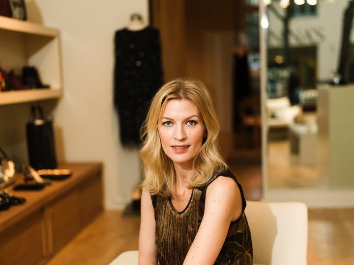 What to Wear for Winter? Finnish Supermodel Niina Kurkinen Answers