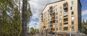 A Wooden Eight-Storey Building Grabs the Finlandia Prize for Architecture