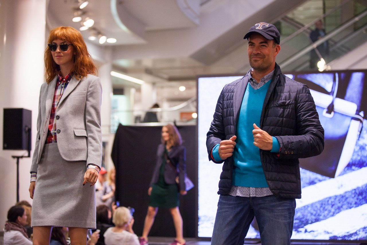 Grunge Dominates in Stockmann's Fashion Show Which Draws Influence From New York