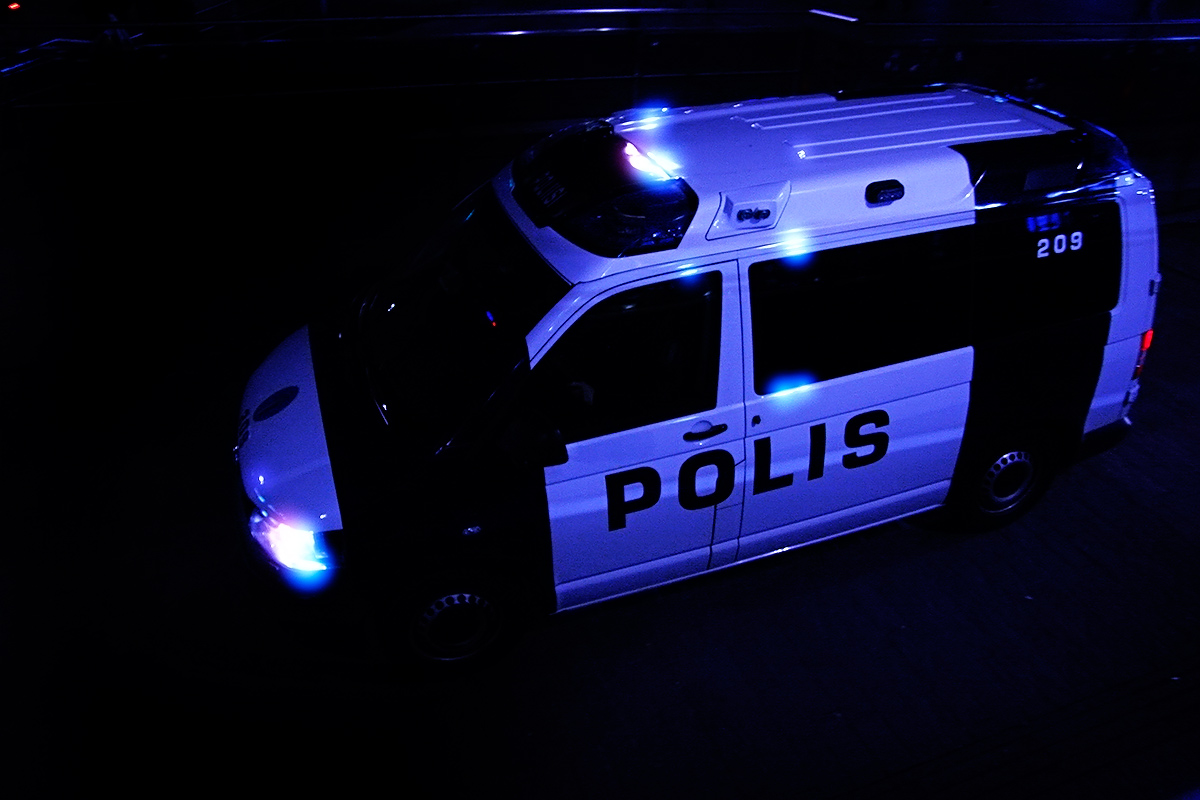 Police Catch Two Men Suspected of Attempted Murders Against the Police in Porvoo on Saturday Night