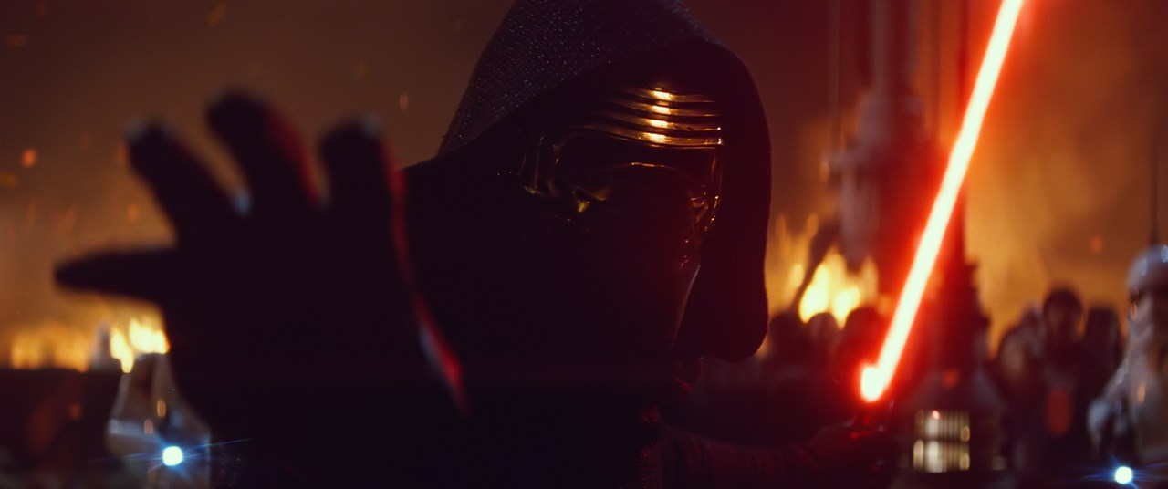 Star Wars: The Force Awakens – Oh, How I Missed My Family!