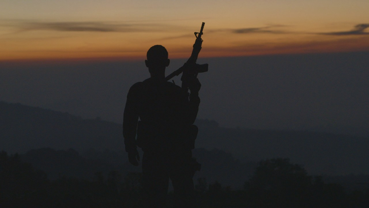 Matthew Heineman's dark and clever film Cartel Land leads the viewer to the grey area in the war against drugs. Picture: DocPoint