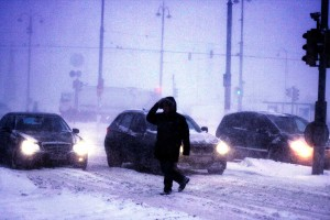 Heavy Snowstorm Will Hinder Traffic on the Roads and Railways in Southern Finland on Tuesday