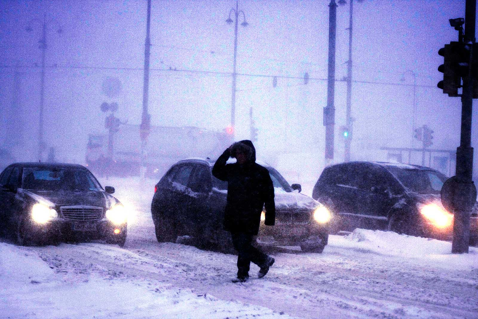 Meteorologist: Snowstorm to Hit Southern Parts of Finland During the Weekend