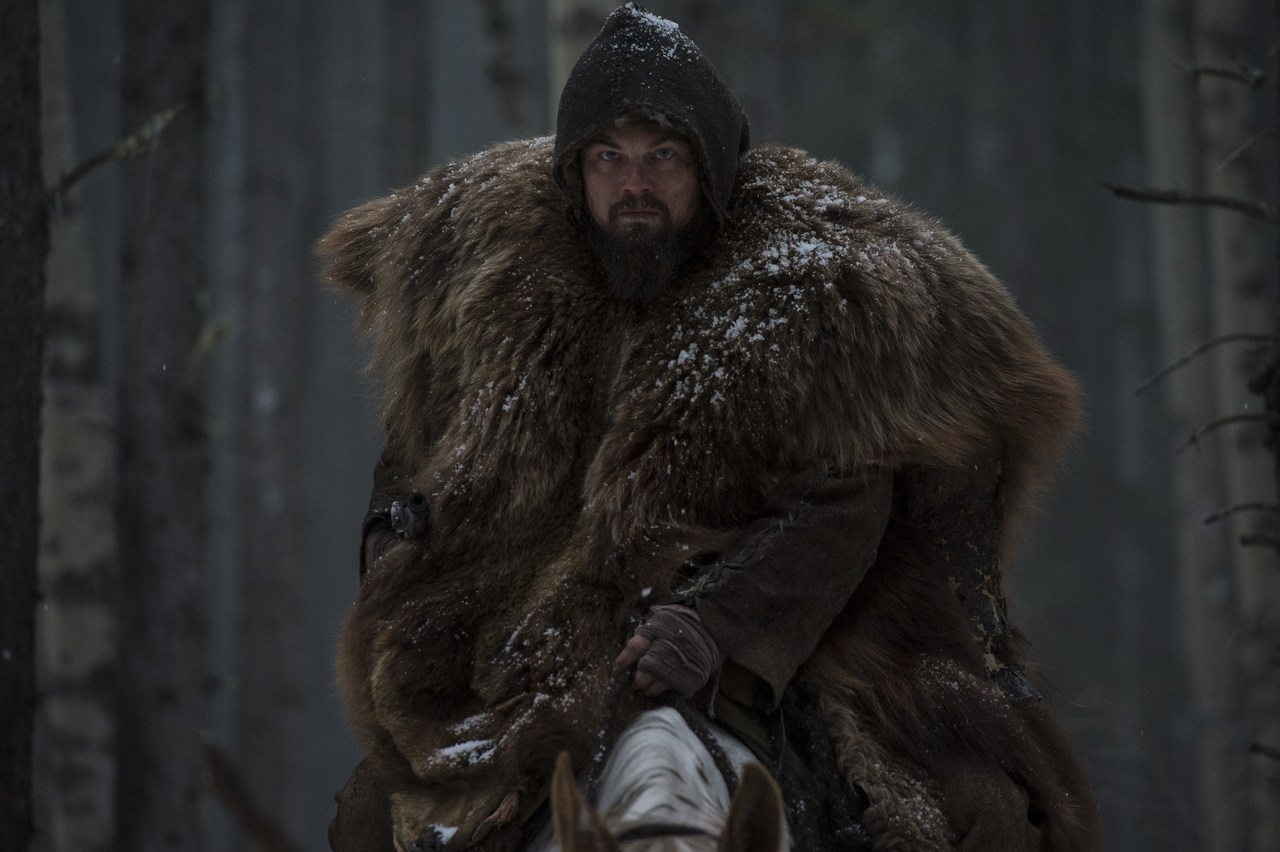 'The Revenant': Film Review