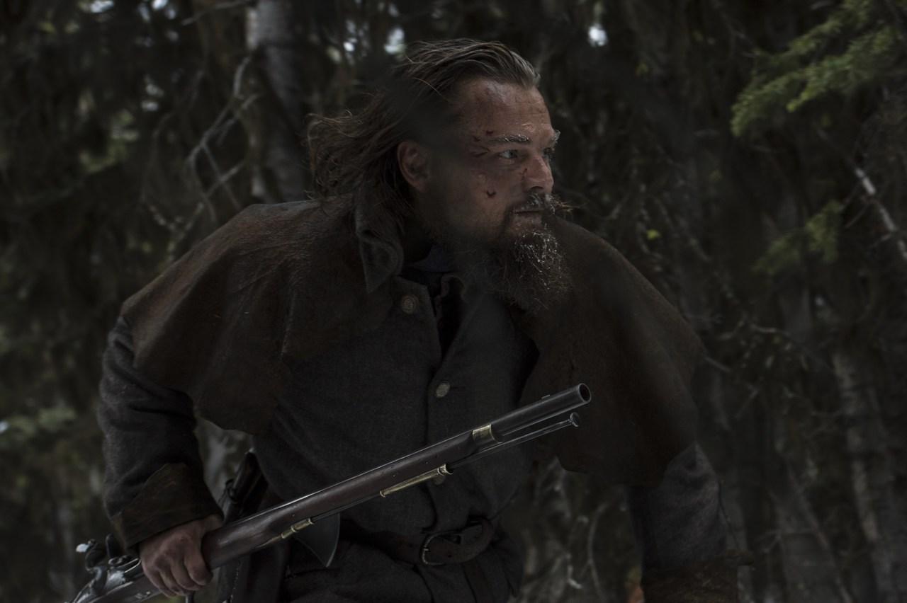 Leonardo DiCaprio as Hugh Glass. Picture: Twentieth Century Fox