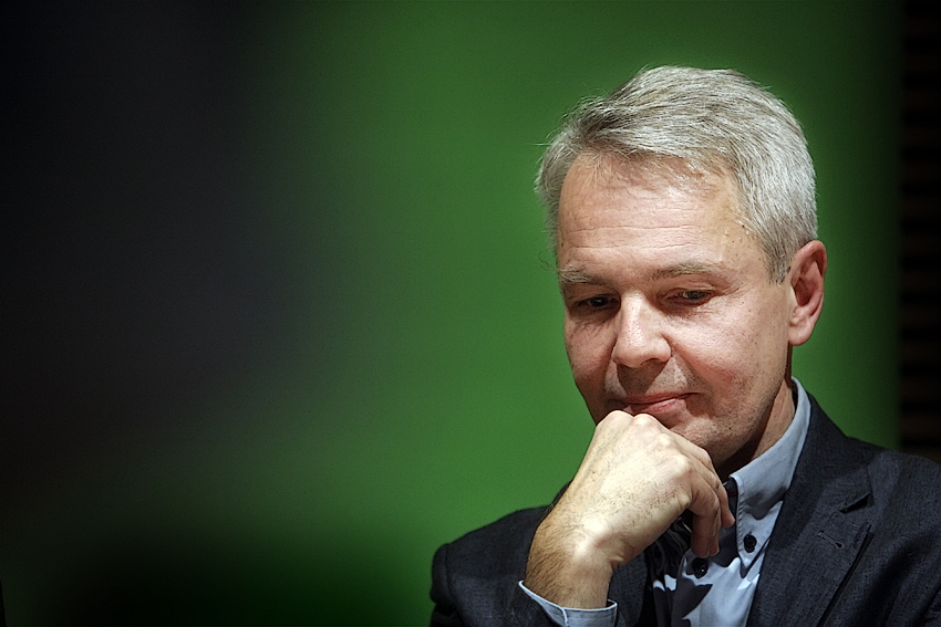 Foreign Minister Haavisto Under Investigation over Handling of al-Hol Scandal