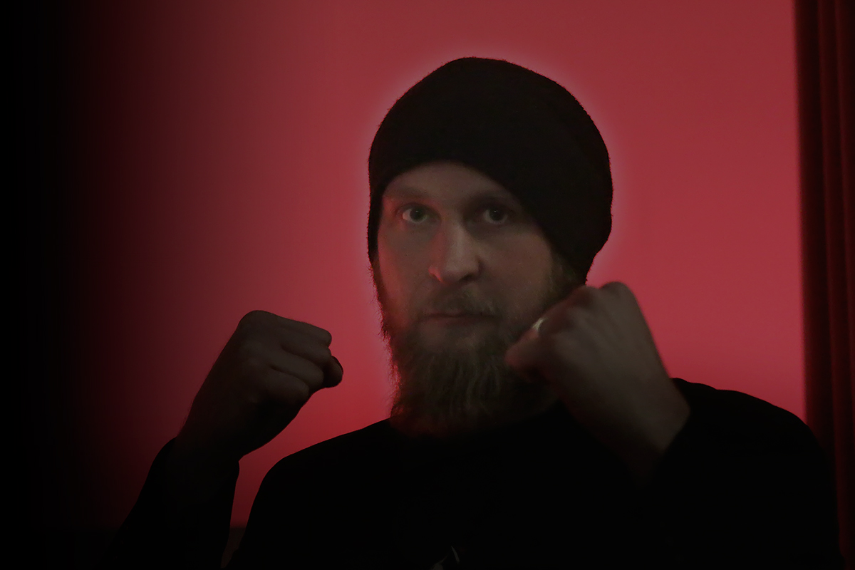 Robert Helenius is ready to face a decisive fight of his career against Frenchman Johann Duhaupas at Helsinki Arena on April 2. The winner will be a top contender against the American world champion, Deontay Wilder. Picture: Tony Öhberg for Finland Today