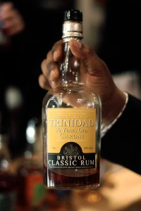 Trinidad 10-year-old Caroni rum is the perfect drink to start the tour. Picture: Tony Öhberg for Finland Today