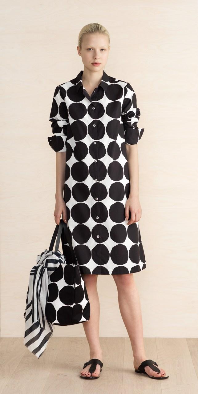 Mailill dress, Marimekko. Picture: Marimekko