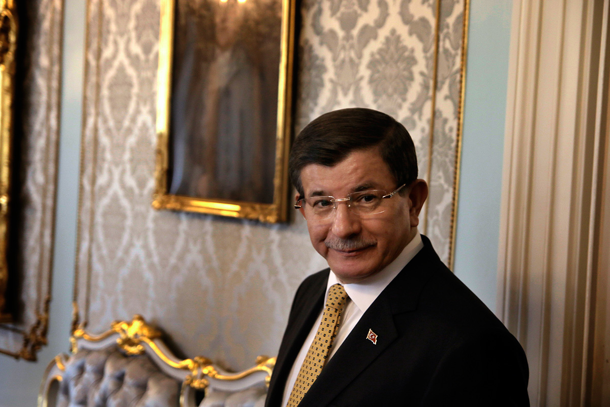 This was Davutoğlu's first visit to Finland as the prime minister since his election in August 2014. Picture: Tony Öhberg for Finland Today