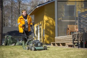 Posti Will Cut Your Grass Starting From May - Oh, And They Will Still Deliver Your Mail, Too