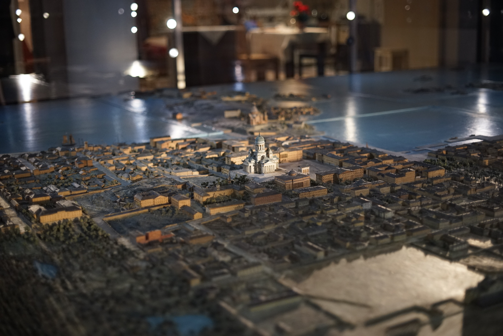Miniature of Helsinki city. Picture: Morgan Walker for Finland Today
