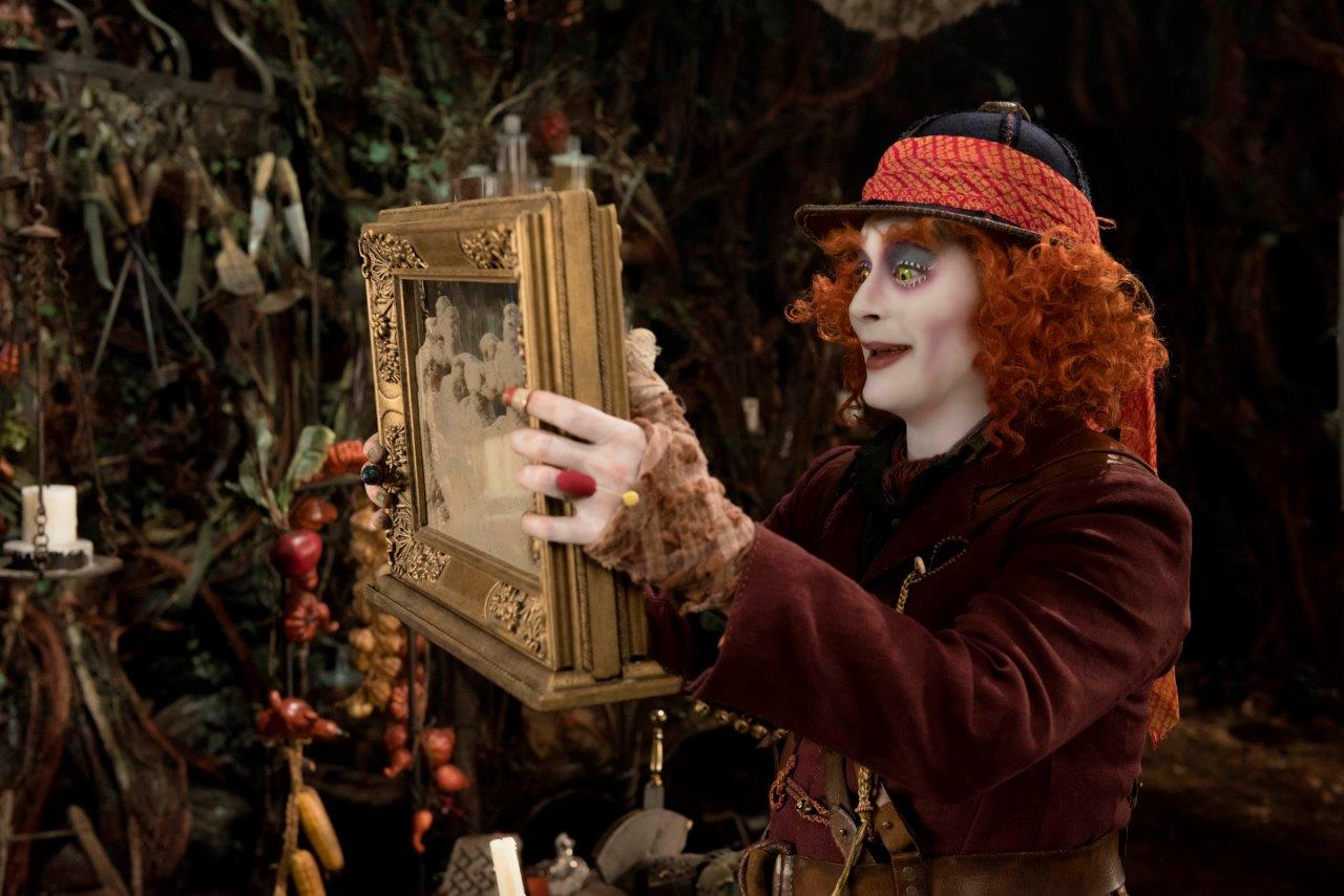 'Alice Through the Looking Glass': Film Review
