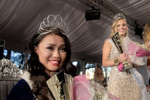 Shirly Karvinen of Chinese and Finnish Descent is Miss Finland 2016