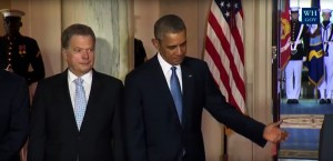 President Niinistö at the White House: The Nordics are a Superpower of Innovation and Education