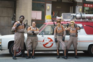 'Ghostbusters': Film Review