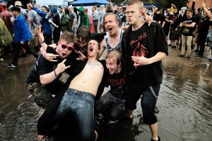 Tuska Metal Festival Celebrates Its 20th Anniversary - View the Tour In Backstage