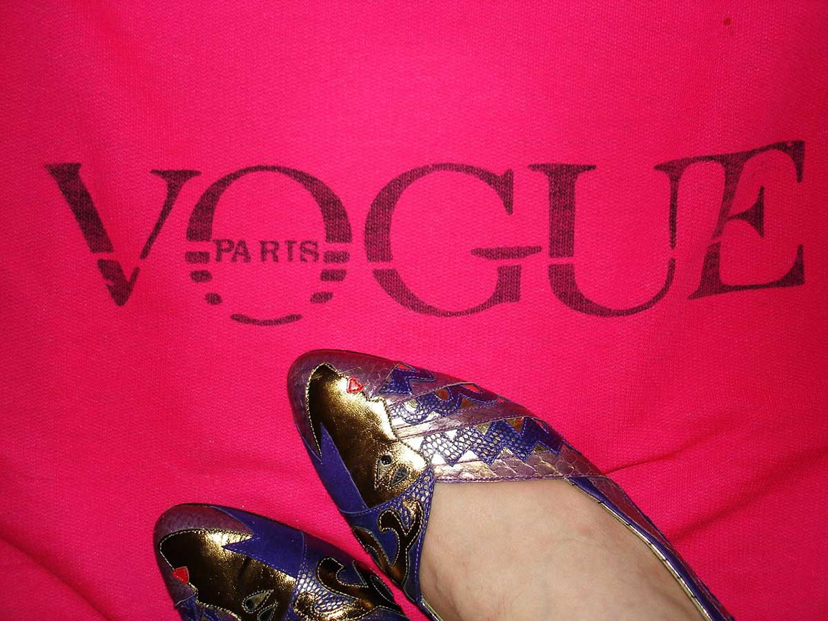 I Visited My First Vogue Magazine Party And It Was Like a Dream