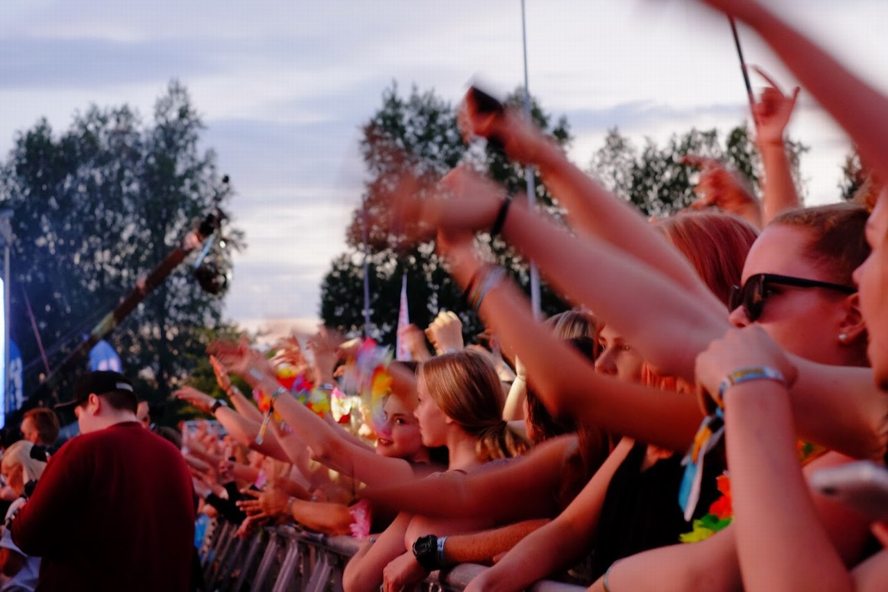 Qstock Festival Turns Oulu Into a Vibrant City With 32,000 Spectators