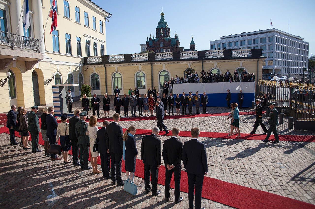 Matti Porre/Tasavallan presidentin kanslia