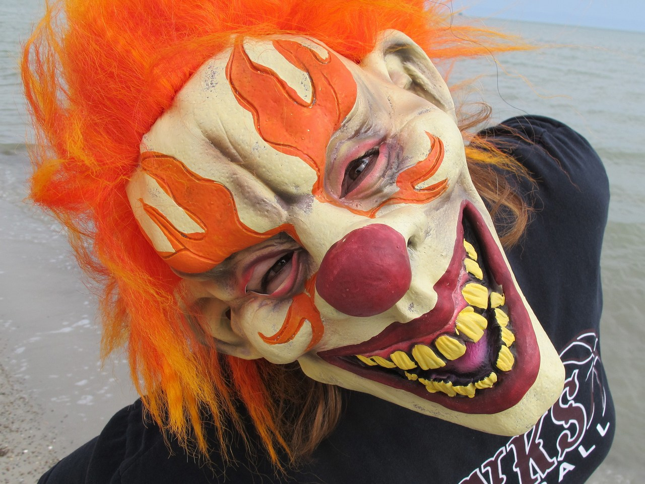 The Killer Clown Craze Creeps Into Finland