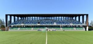 The Spectator Stand and Multi-purpose Building 'Railo' in Rovaniemi Grabs The Finlandia Prize for Ar...