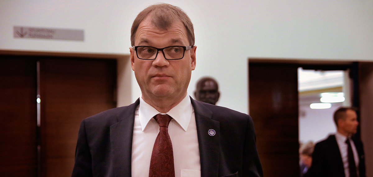 Finland Doesn't Want to Take Back Isis Fighters from Syria, PM Sipilä Says