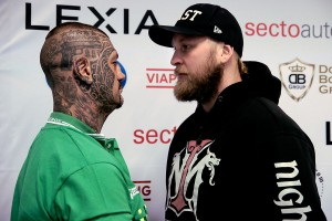 Robert Helenius Faces Gonzalo 'Victory' Basile in a Heavyweight Boxing Bout on Saturday