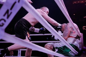 Robert Helenius Knocks Down Gonzalo 'Victory' Basile in 48 Seconds at Helsinki Arena
