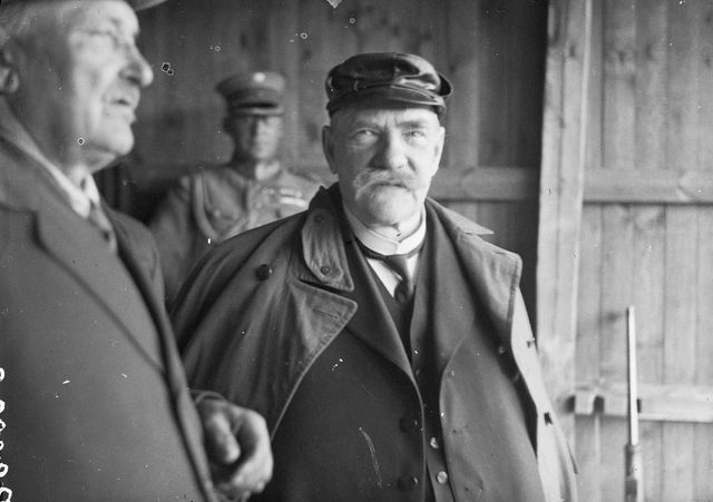P.E. Svinhufvud Arrived From Exile in Siberia to Helsinki 100 Years Ago And Became the President