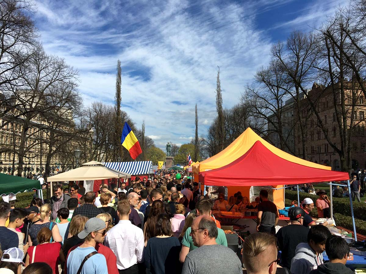 The Revival of Restaurant Day in Helsinki Was Better Than Ever