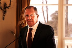 Russian Foreign Minister Sergei Lavrov Criticizes Sweden But Praises Finland