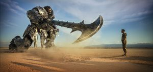 'Transformers: The Last Knight' Film Review: Bots And Banter In an Entertaining Package