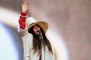 Soul Diva Erykah Badu at Pori Jazz Festival: It Means That You Were Sucking My Titty Too