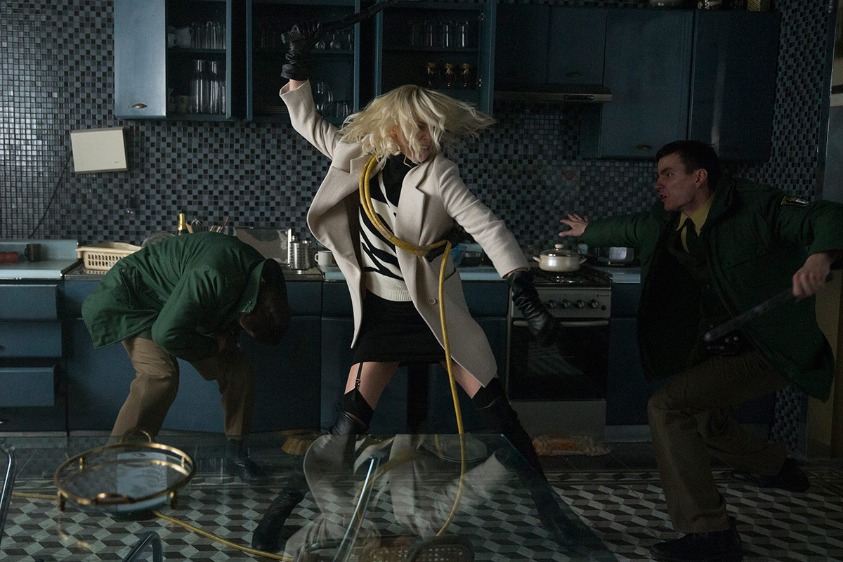 'Atomic Blonde' Film Review: One of the Best Martial Arts Films in a Decade