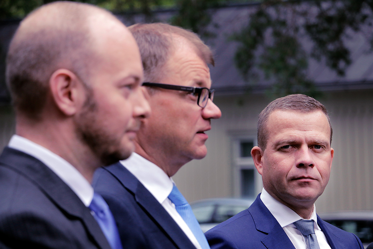 Government Earmarks an Additional 17 Million Euros to Internal Security Due to the Terrorist Attack in Turku