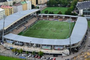 Stadiums Around Finland Join the Campaign to Fight Bullying - These Stadiums Are Now Discrimination-...