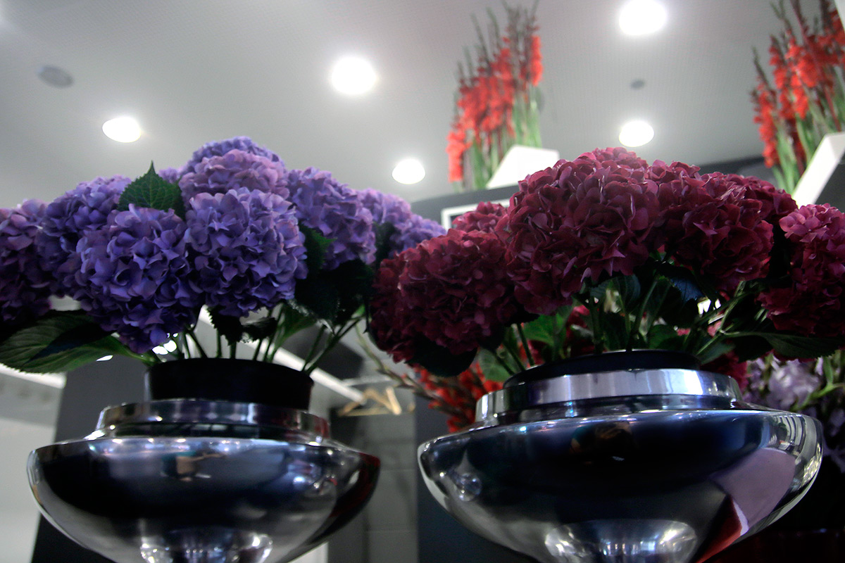Top Florists Compete for the National and Nordic Championships in Helsinki Over the Weekend