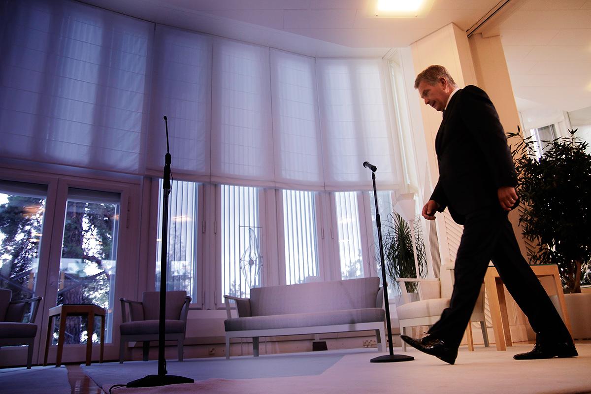 President Niinistö Tests Negative for the Coronavirus: 'I Will Return to My Normal Schedule'